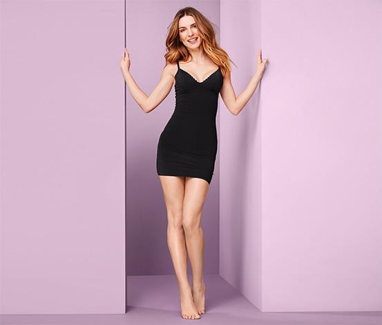 Női alakformáló alsóruha, fekete