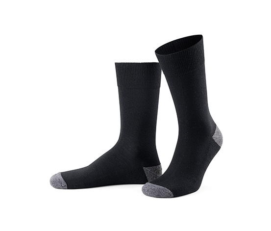 Zimní funkční běžecké ponožky