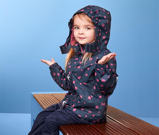 Gyerek termo esőkabát