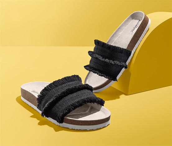Sandales confortables