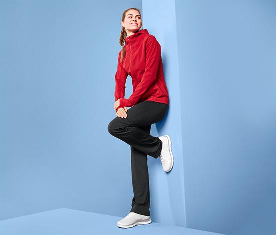 Spodnie damskie z powłoką DryActive Plus
