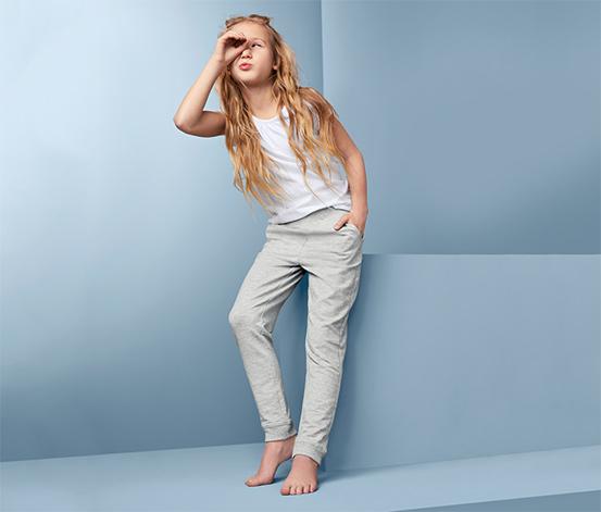 2 pantalons de survêtement