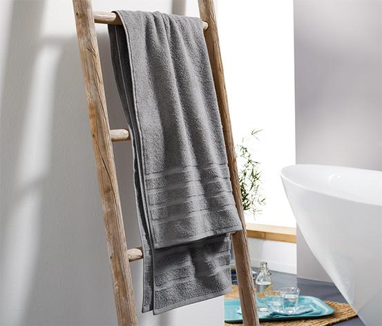 Ręcznik kąpielowy z tkaniny frotté