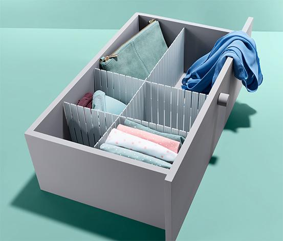 Przegródki do szuflad