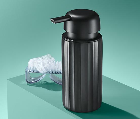 Ceramiczny dozownik do mydła