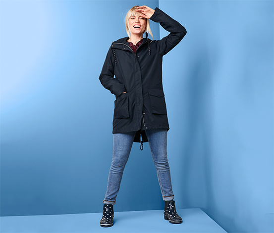 Funkční outdoorový kabát 3 v 1
