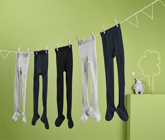 Pančuchové nohavice, 5 ks
