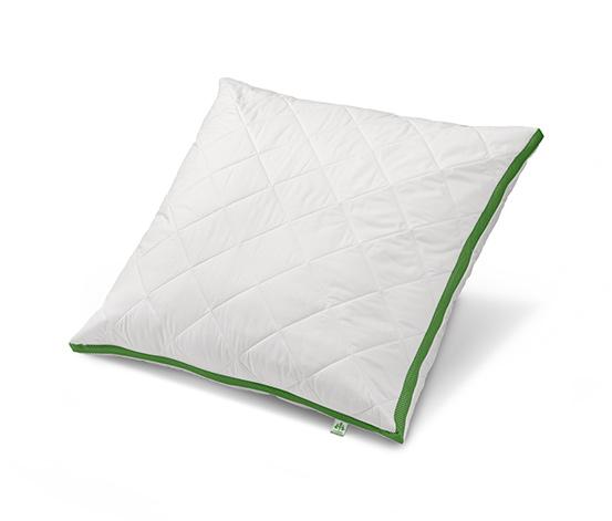 Regulująca temperaturę poduszka greenline® z taśmą klimatyzującą, ok. 80 x 80 cm