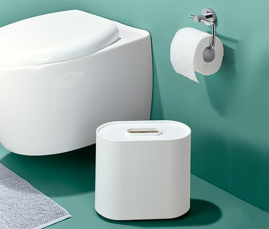 Pojemnik na papier toaletowy do 8 rolek