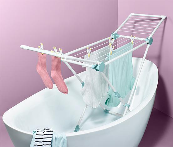 İnce Çamaşır Askısı