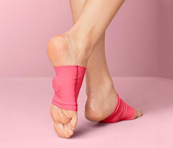 Opaska do masażu stóp