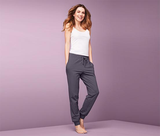 Spodnie rekreacyjne z bawełną ekologiczną