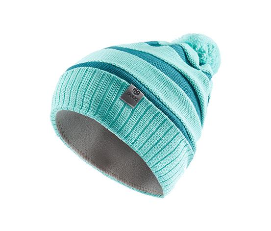Bonnet tricoté en laine «PYUA»