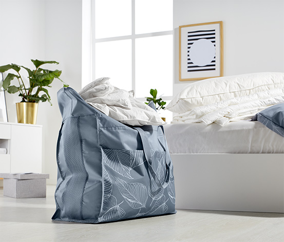 Velká taška na lůžkoviny