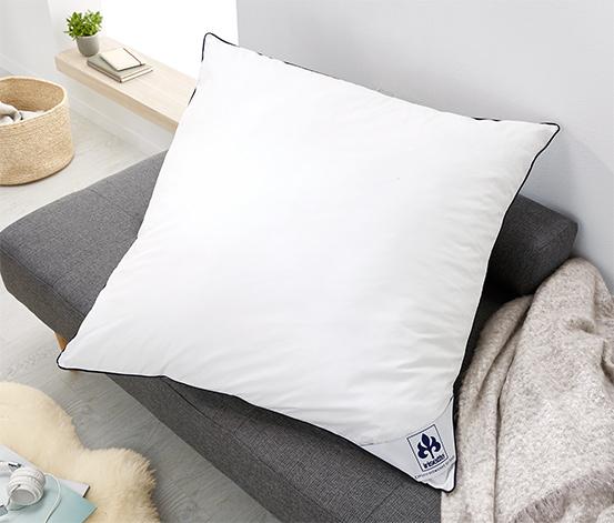 Vankúš s bavlneným poťahom irisette®, cca 90 x 70 cm