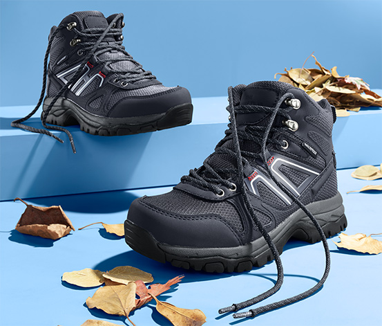 Damskie buty trekkingowe do kostki