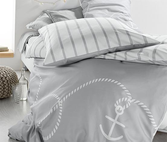 Obojstranná posteľná bielizeň z mikrovlákna, dvojlôžko