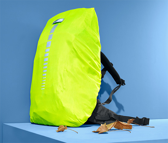 Potah proti dešti na batoh