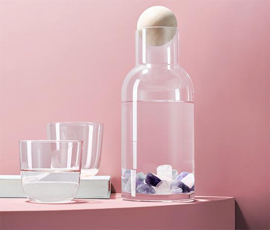 Kameny pro energetizaci vody