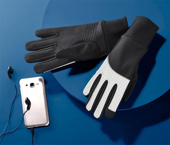 Reflektive-Windprotection-Handschuhe