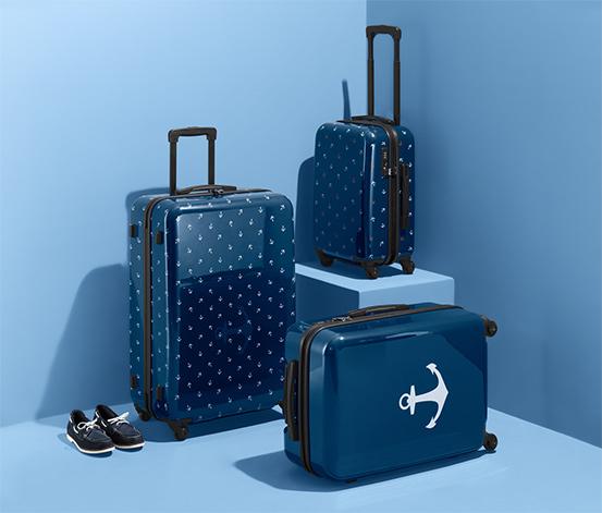 Tchibo Hartschalen-Koffer, klein