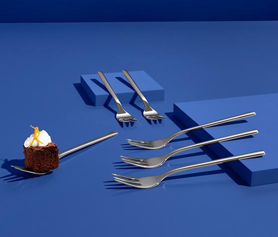 6 Kuchengabeln