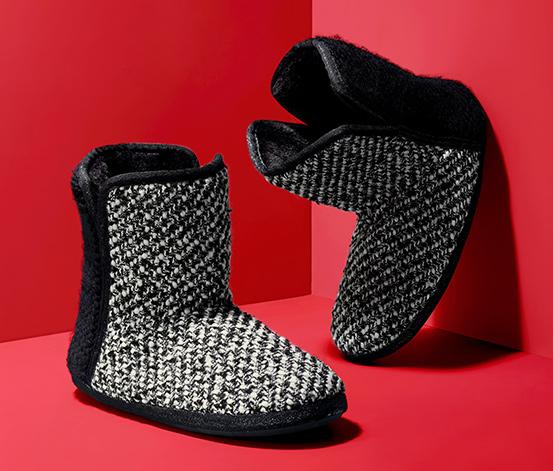 Vysoké papuče