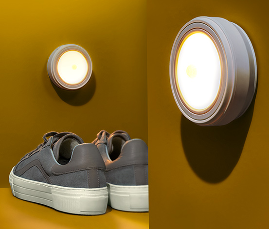 2 lampes multifonction à LED