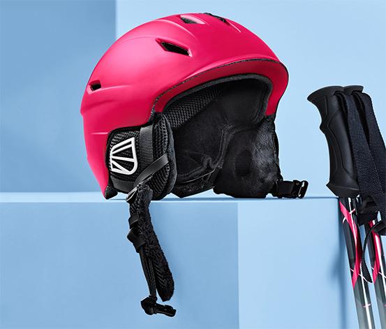 Sí- és snowboard sisak, pink