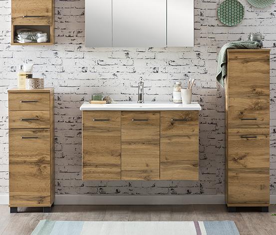 Schildmeyer-Waschtisch mit Waschbecken »WT 850 Nora«
