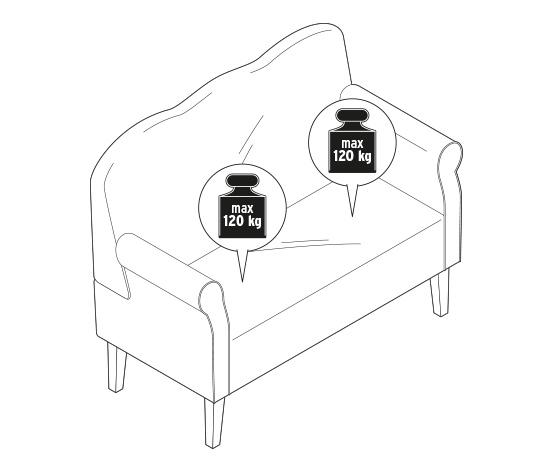 Sofa kuchenna