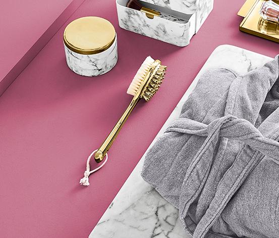 Dusch- und Massagebürste