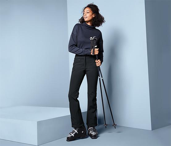 Pantalon de ski élastique