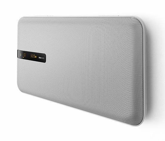 Philips-Stereoanlage »BTM2660W Slim«
