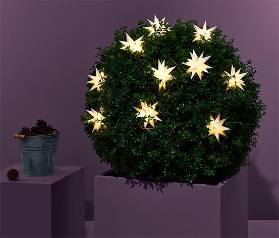 LED Işık Zinciri,Yıldızlar