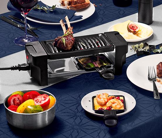 Raclette für zwei