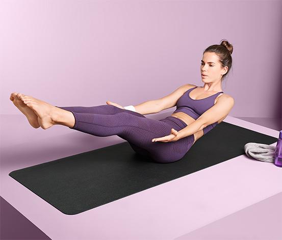Yoga- och träningsmatta
