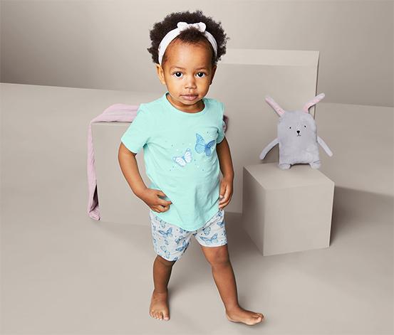 3-częściowa piżama dziecięca