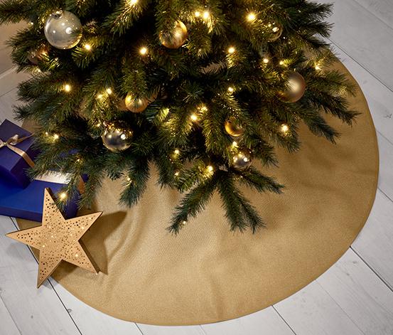 Altın Rengi Çam Ağacı Örtüsü