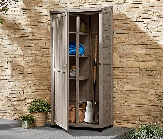 Grande armoire de jardin
