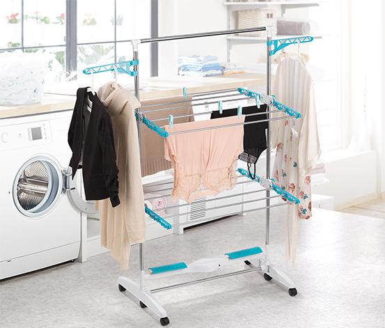 EASYmaxx elektrischer Wäscheständer