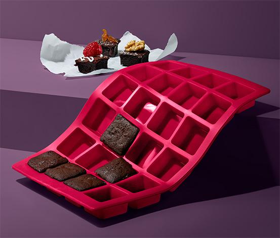 Brownie-Backmatte