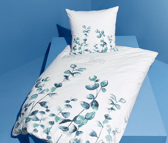 Obojstranná posteľná bielizeň z perkálu