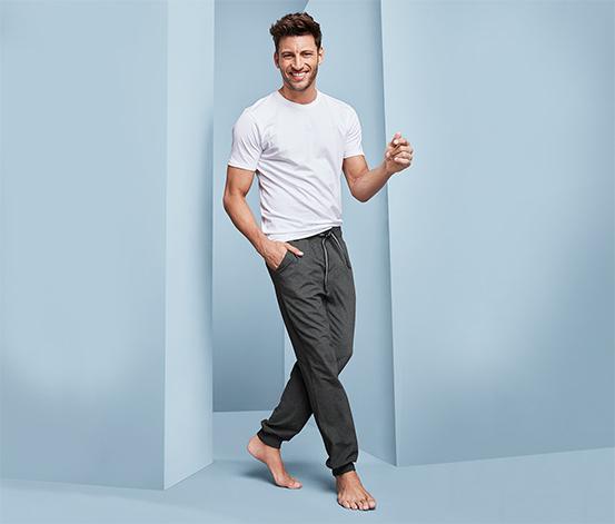 Męskie spodnie rekreacyjne