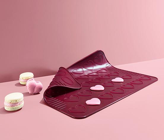 2-seitige Macaron-Dauerbackmatte