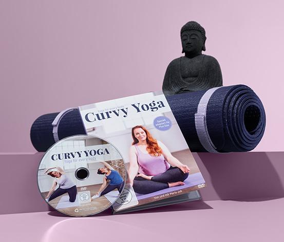DVD »Curvy Yoga«