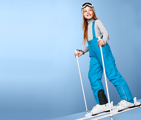 Dziecięce spodnie narciarskie