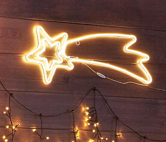 LED-es kültéri hullócsillag