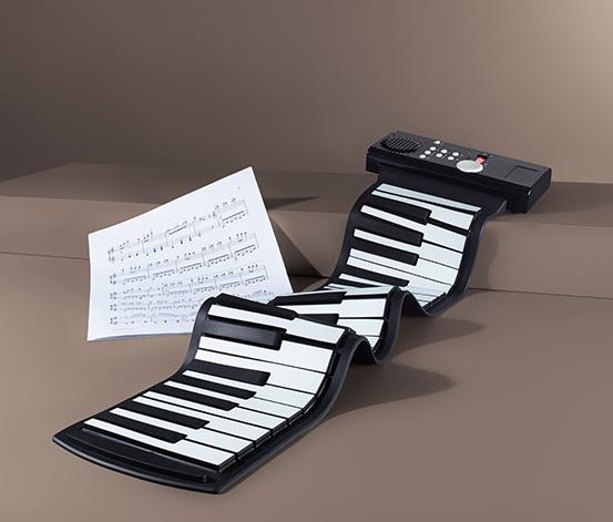 Elektronický zvinovací klavír