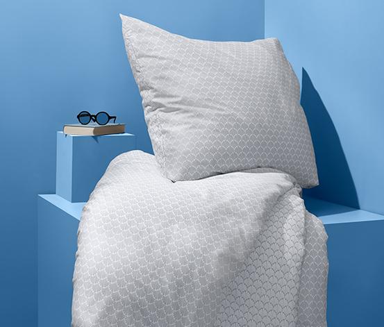 Obojstranná saténová posteľná bielizeň, dvojlôžko
